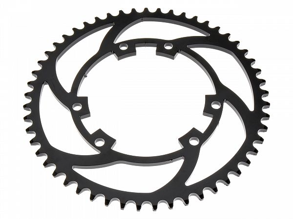 Bagtandhjul - 101_octane Premium 53T - ø105mm