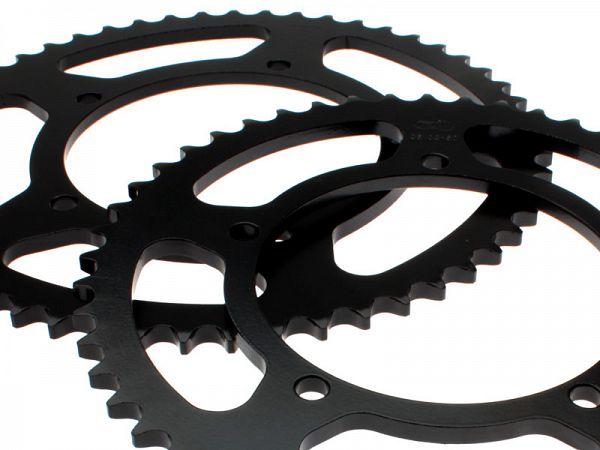 Bagtandhjul - ø105mm - Afam