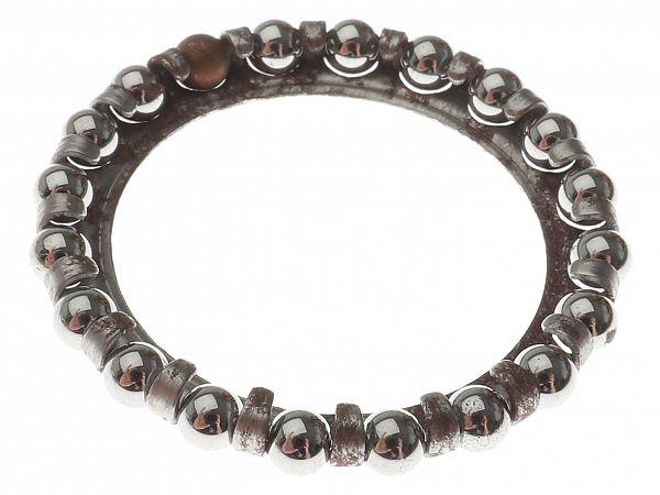 Ball ring for handlebar fittings, top - original