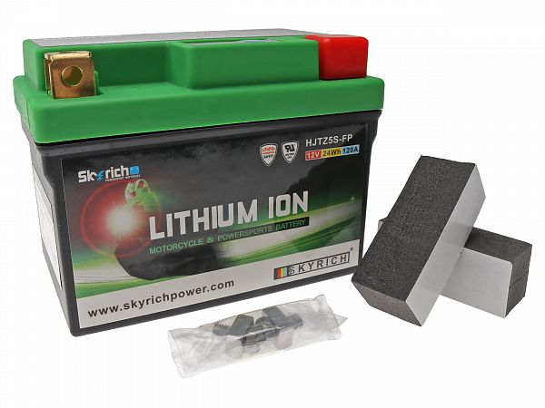 Batteri - Li-On 12V 4Ah LTZ5S