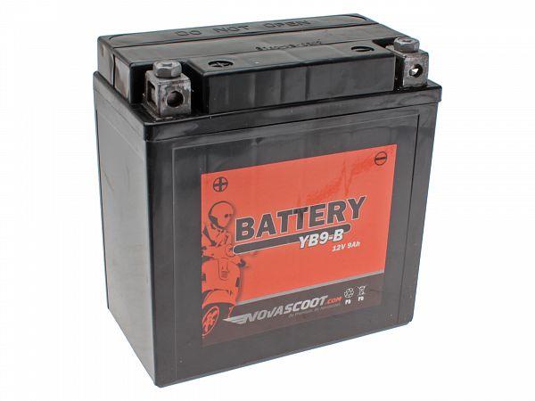 Batteri - Novascoot 12V 9Ah YB9-B