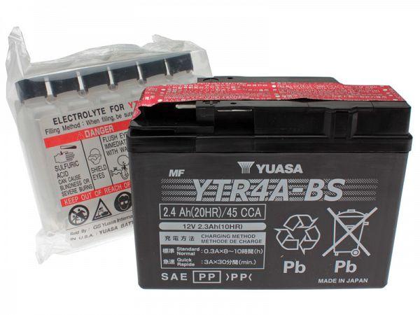 Batteri - originalt