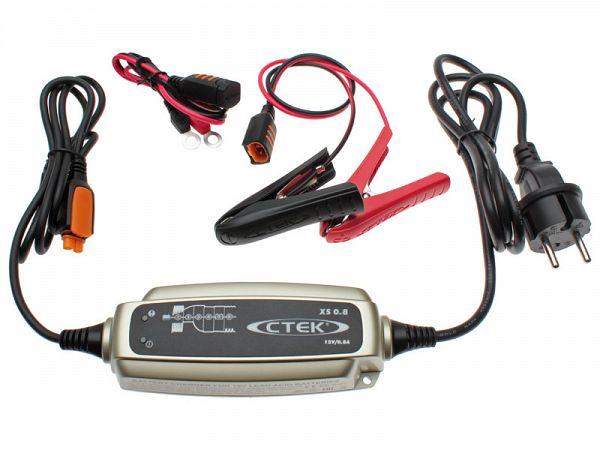 Batterioplader - CTEK XS 0.8 12V