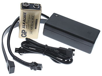 Batteripakke - Stage6 9V
