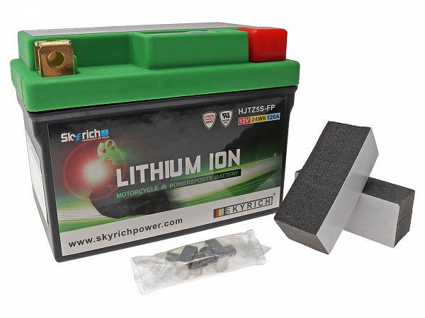 Battery - Li-On 12V 4Ah LTZ5S