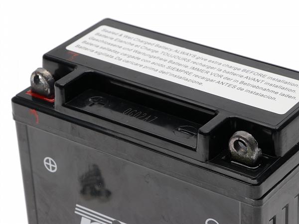 Battery - Nitro GEL 12V 9Ah YB9-B