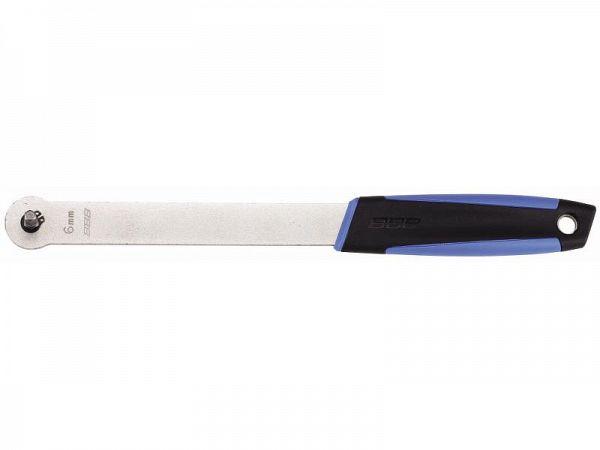 BBB BTL-10D DualForce Pedalnøgle, 6mm/8mm