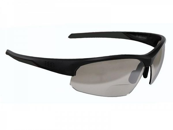 BBB ImpressReader Photochromic Solbrille m. Læsefelt