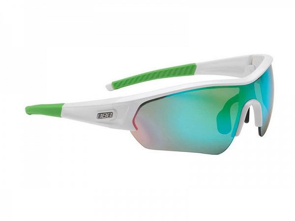 BBB Select hvid Solbrille, 3 Linser