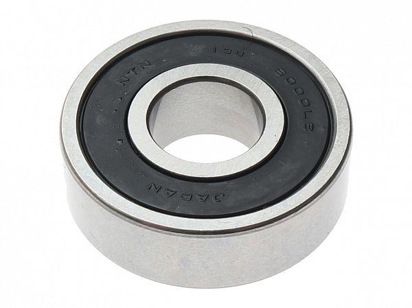 Bearing - front wheel bearing, left