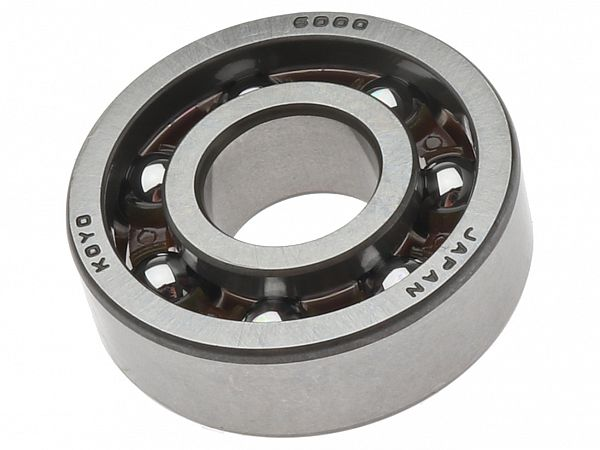 Bearing - Front wheel bearing, right - original
