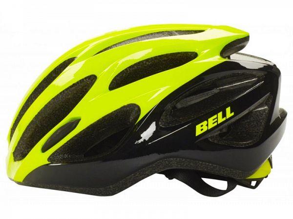 Bell Draft Cykelhjelm, 54-61 cm (onesize), neongul