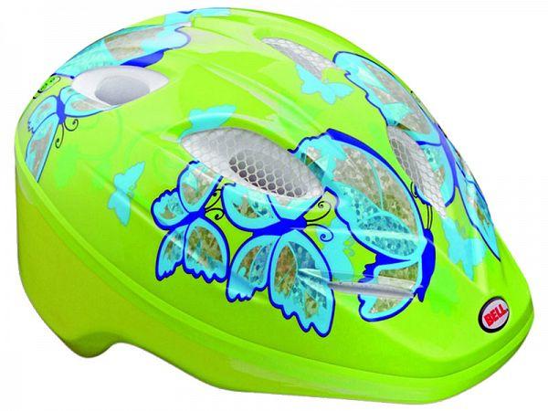 Bell Splash Kid Butterflies Børne Cykelhjelm (46-50 cm)