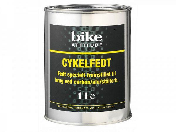 Bike Attitude værkstedsfedt / cykelfedt 1 ltr