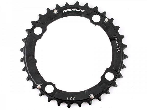 Bike Partner Driveline 9/10-Speed Klinge, 32T