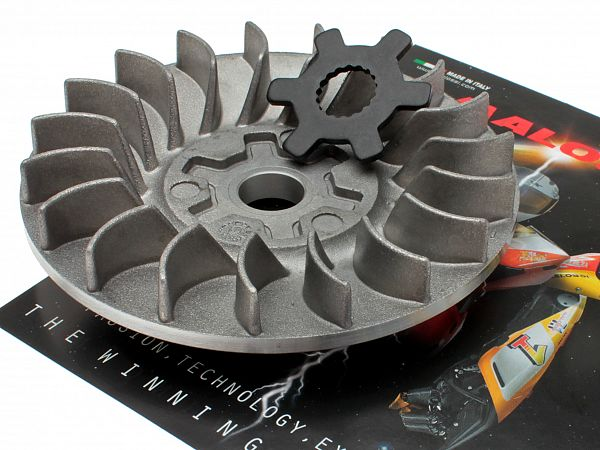Blæserhjul til variator - Malossi (13mm)