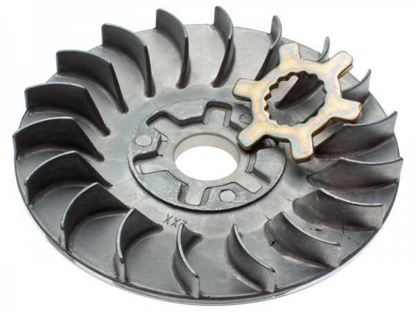 Blæserhjul til variator - Motoforce standard (16mm)