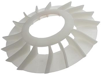 Blæserhjul til variator - ny model - standard