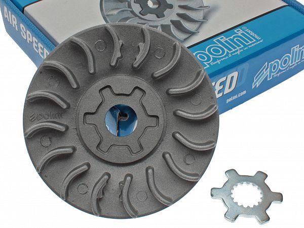 Blæserhjul til variator - Polini (16mm)
