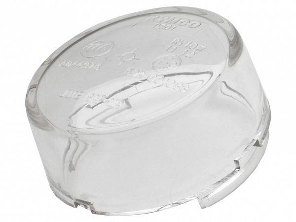Blinkglas, bag - originalt