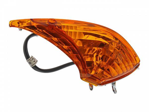 Blinklygte, bag højre - orange - original