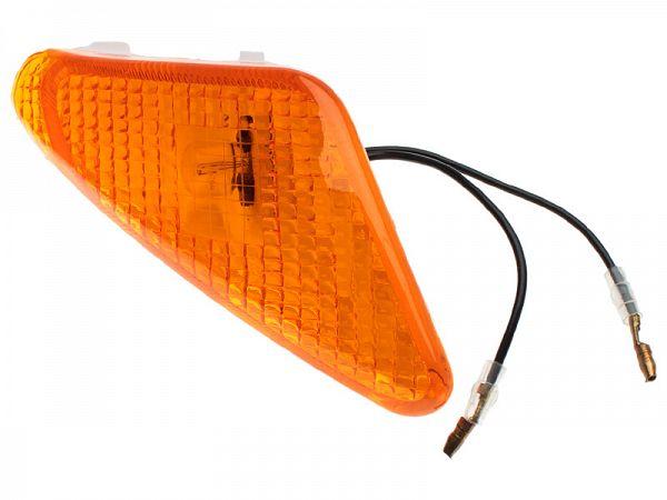 Blinklygte højre for, orange