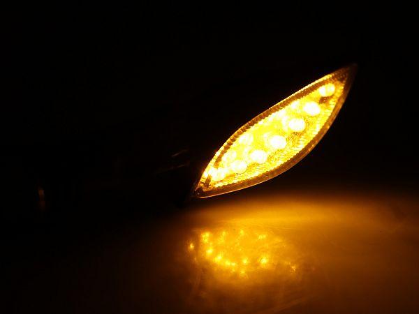 Blinklygter - TunR Reaper LED