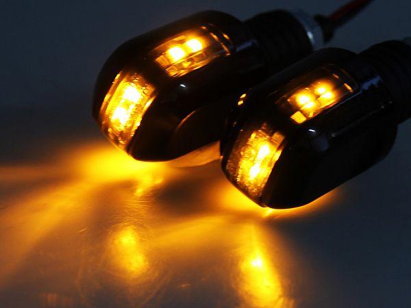 Blinklygter - Zoot LED Style 33, styrender