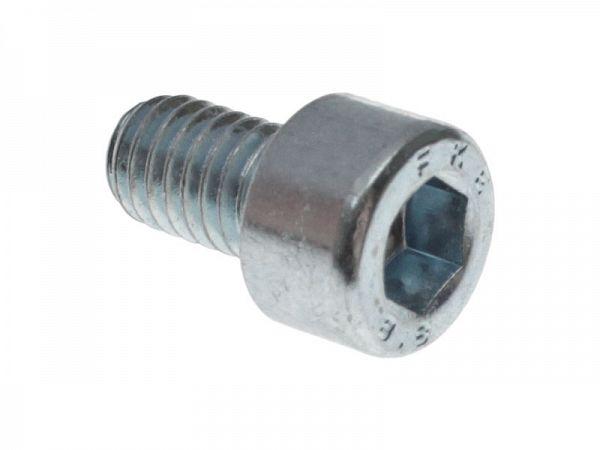 Bolt - hexagon 6mm, 6x12mm