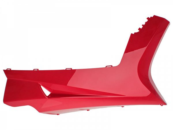 Bottom shield, right - red - original