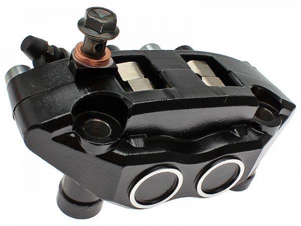 Brake caliper, front - black - original