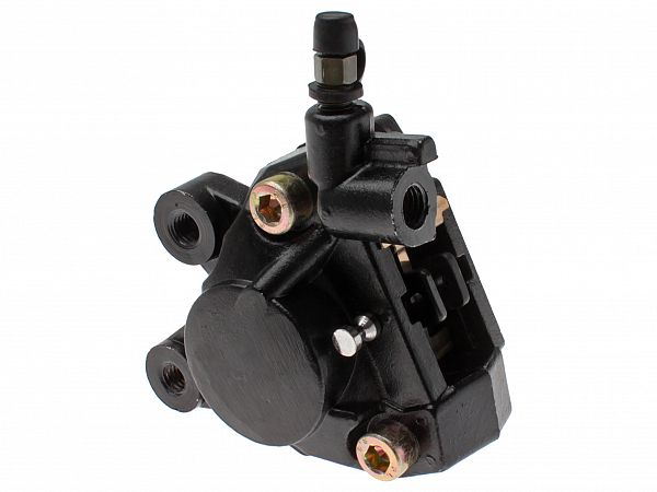 Brake caliper, front - black