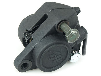 Brake caliper, front - original