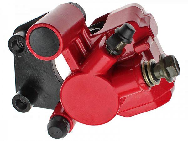 Brake caliper, front - red