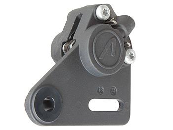 Brake caliper, rear - black - original