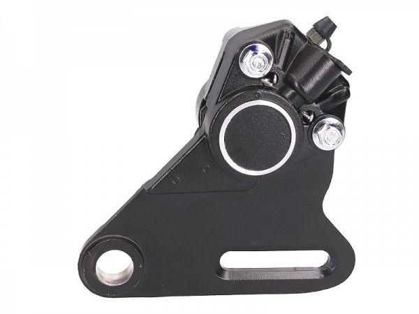 Brake caliper, rear - black