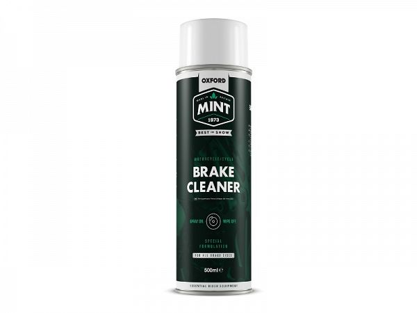 Brake Cleaner - Oxford Mint Brake Cleaner, 500ml