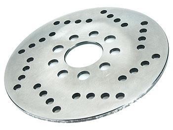 Brake disc - original
