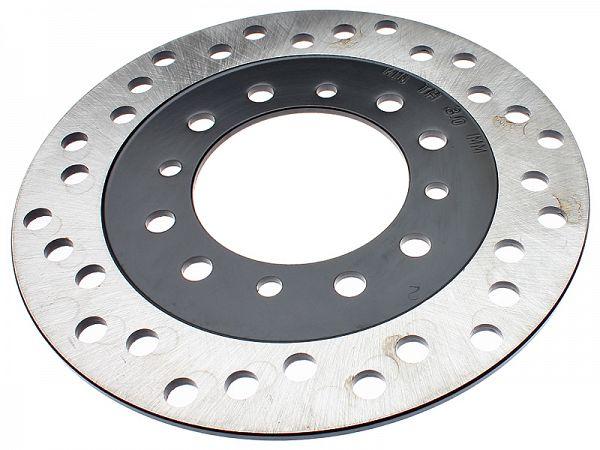 Brake disc, rear - original