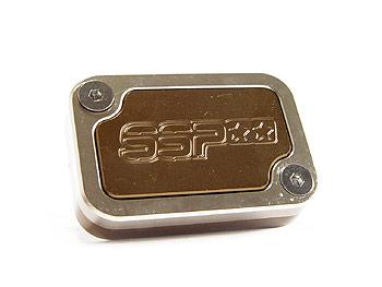Brake fluid cap - Stage6 SSP, titanium