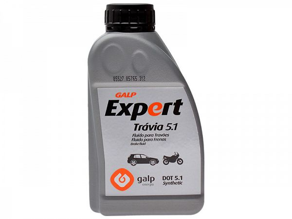Brake fluid - Galp Expert Trávia DOT 5.1 - 500 ml