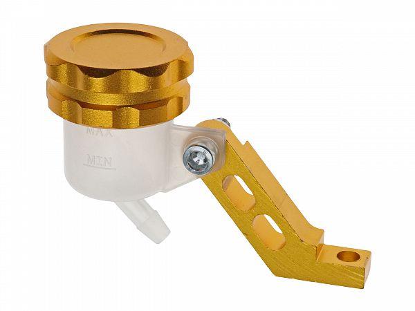 Brake fluid reservoir for TunR brake mast - gold