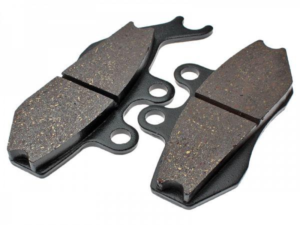 Brake pads, front - original