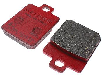 Brake pads - Malossi MHR