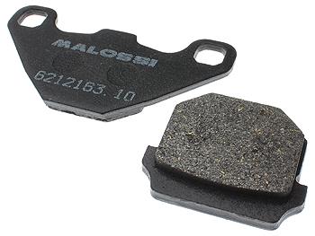 Brake pads - Malossi Sport