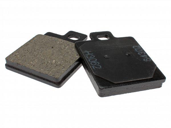 Brake pads, rear - original