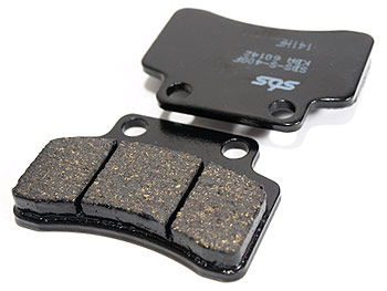 Brake pads - SBS Street Ceramic