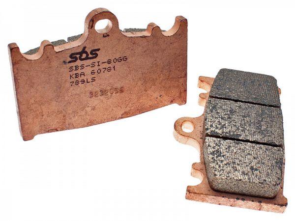 Brake pads - SBS