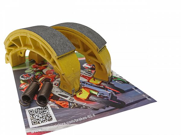 Brake shoes - Malossi Racing
