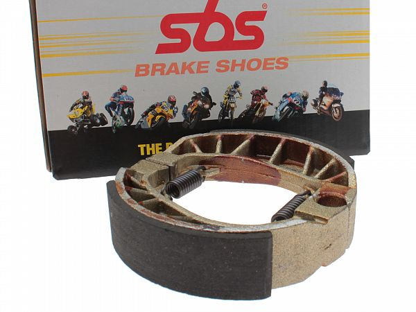 Brake shoes - SBS Street Organic